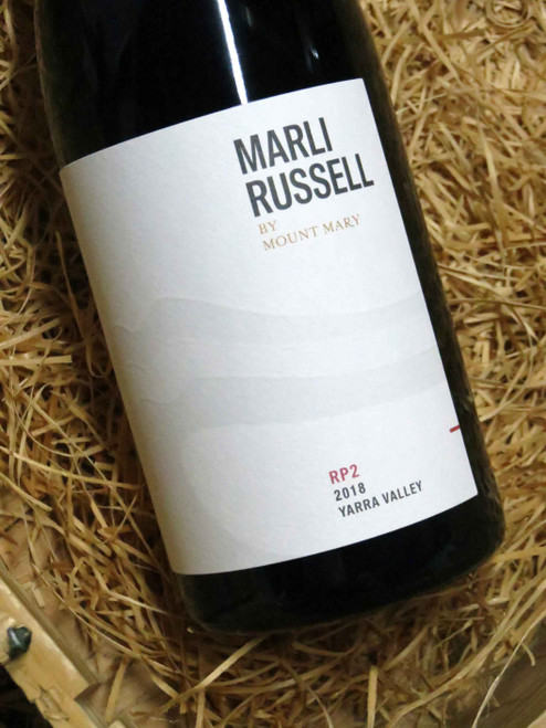 Mount Mary Marli Russell RP2 Grenache Shiraz Mourvedre 2018