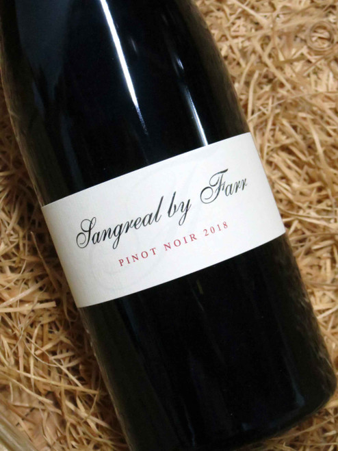 [SOLD-OUT] By Farr Sangreal Pinot Noir 2018