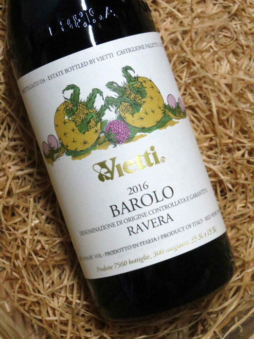 [SOLD-OUT] Vietti Barolo Ravera 2016
