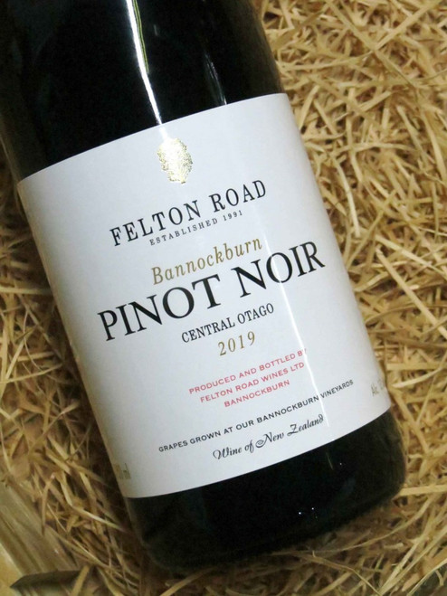 [SOLD-OUT] Felton Road Bannockburn Pinot Noir 2019