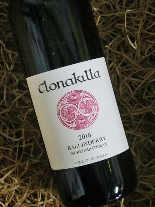 [SOLD-OUT] Clonakilla Ballinderry Cabernet Blend 2015