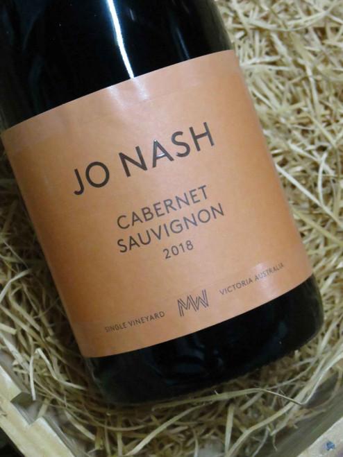 Jo Nash Cabernet Sauvignon 2018