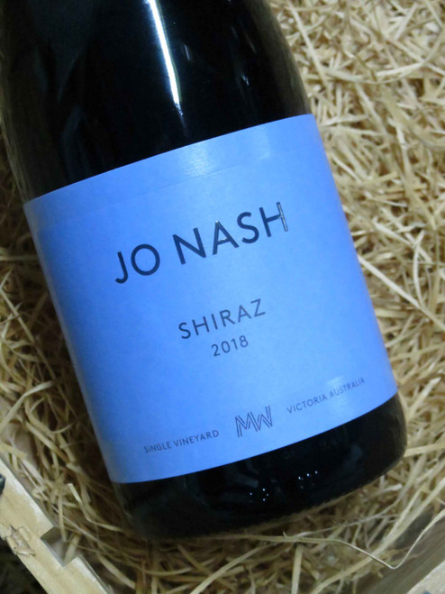 [SOLD-OUT] Jo Nash Shiraz 2018