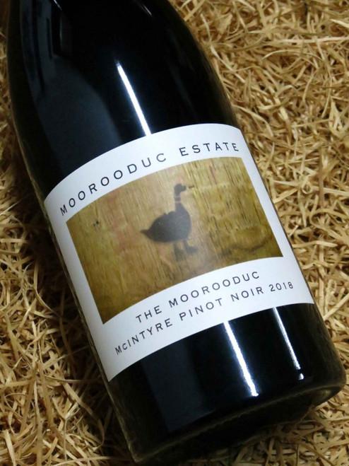 Moorooduc McIntyre Pinot Noir 2018