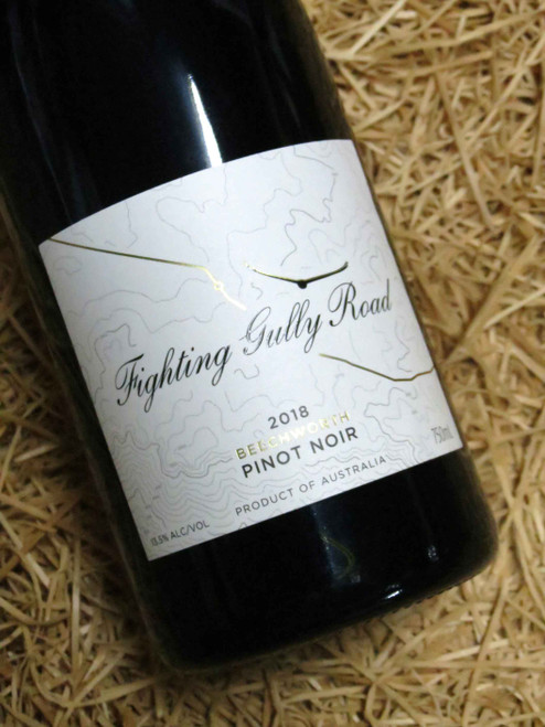 [SOLD-OUT] Fighting Gully Road Pinot Noir 2018