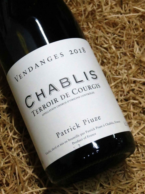 [SOLD-OUT] Patrick Piuze Courgis Chablis 2018