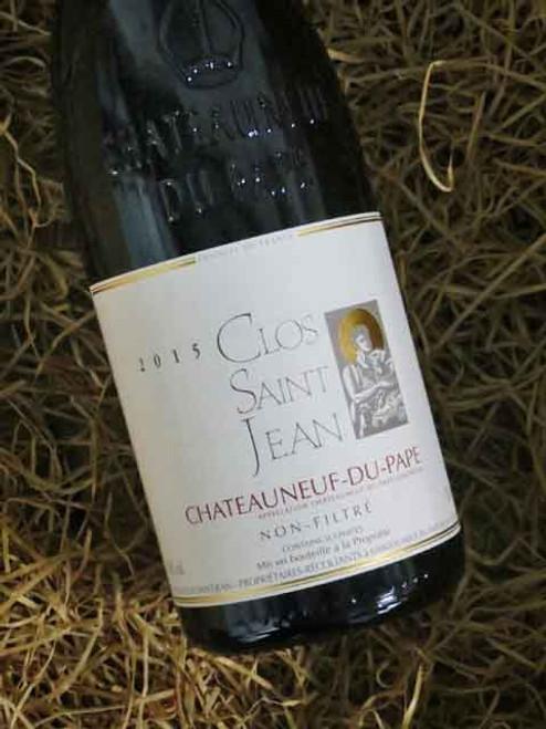 Clos St Jean Chateauneuf-Du-Pape 2015