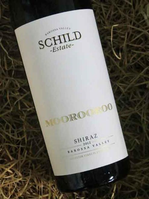 Schild Estate Moorooroo Shiraz 2012