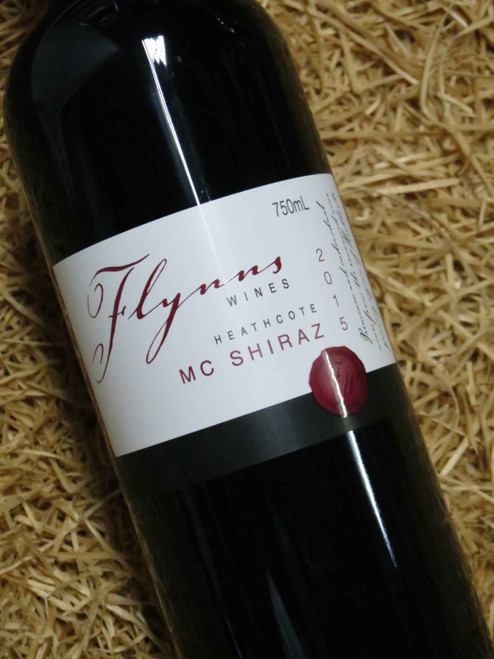 Flynns MC Shiraz 2015