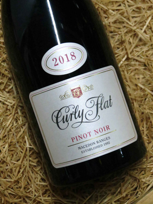 [SOLD-OUT] Curly Flat Pinot Noir 2018