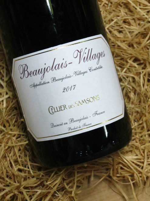 Cellier Samsons Beaujolais-Villages 2017
