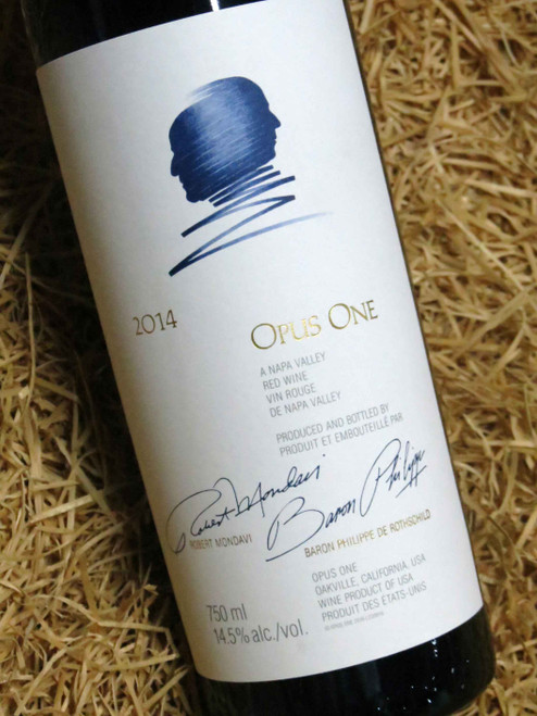 Opus One Napa Valley Cabernets 2014