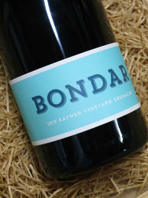 Bondar Wines Rayner Vineyard Grenache 2019