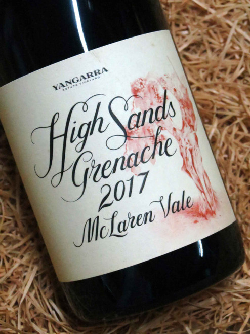 Yangarra High Sands Grenache 2017