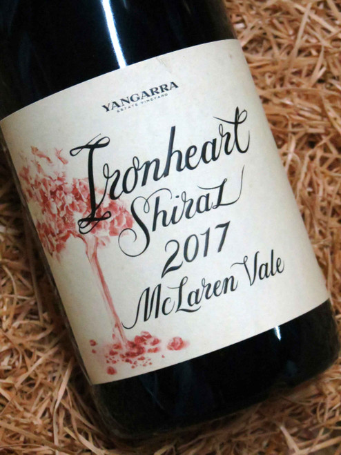 [SOLD-OUT] Yangarra Ironheart Shiraz 2017