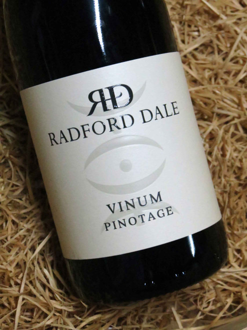 [SOLD-OUT] Radford Dale Vinum Pinotage 2018
