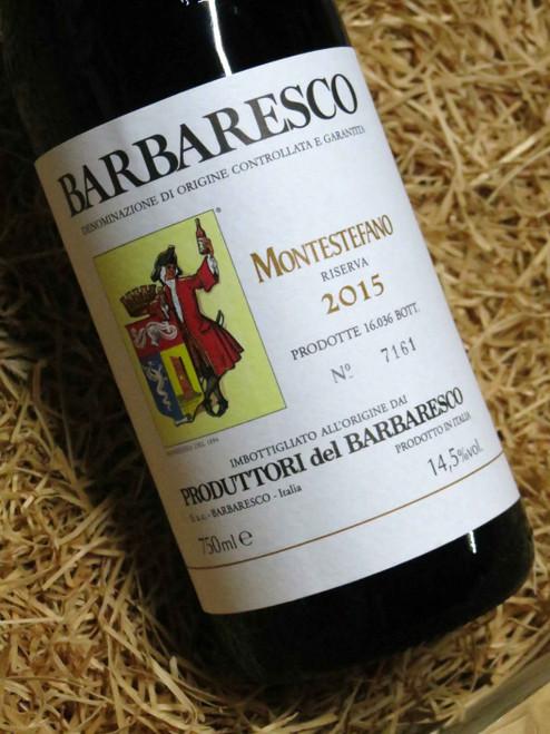 Produttori del Barbaresco Montestefano Riserva 2015