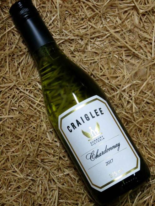 Craiglee Chardonnay 2017 375mL-Half-Bottle