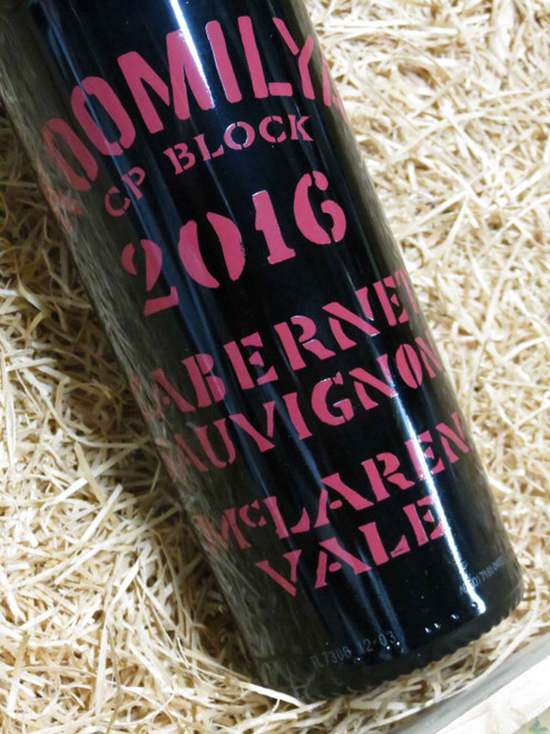 [SOLD-OUT] S C Pannell Koomilya CP Block Cabernet Sauvignon 2016