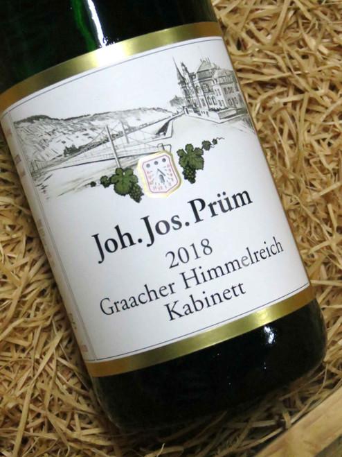 JJ Prum Graacher Himmelreich Riesling 2018