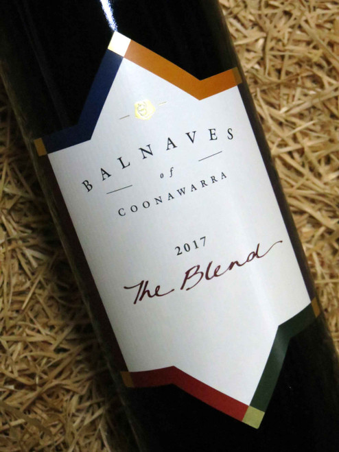 Balnaves The Blend Cabernet Sauvignon Merlot 2017