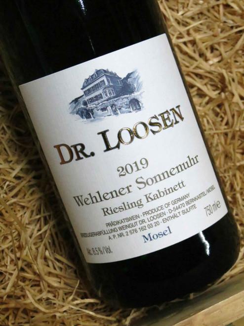 Dr Loosen Wehlener Sonnenuhr Riesling Kabinett 2019