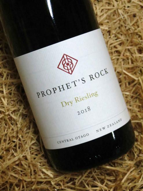 Prophet's Rock Dry Riesling 2018