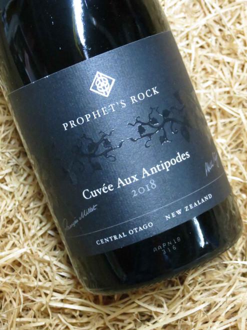Prophet's Rock Cuvee Antipodes Pinot Noir 2018