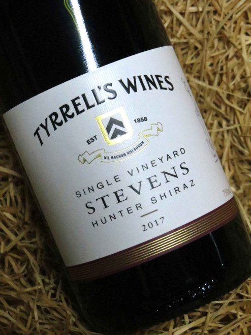Tyrrell's Stevens Shiraz 2017