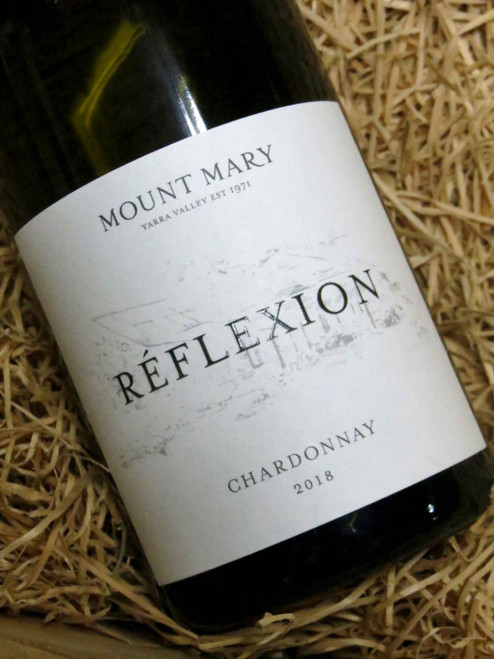 [SOLD-OUT] Mount Mary Reflexion Chardonnay 2018