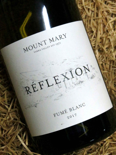 [SOLD-OUT] Mount Mary Reflexion Fume Blanc 2017
