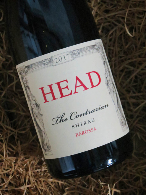 Head Wines Contrarian Shiraz 2017