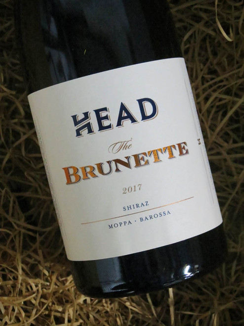 Head Wines The Brunette Shiraz 2017