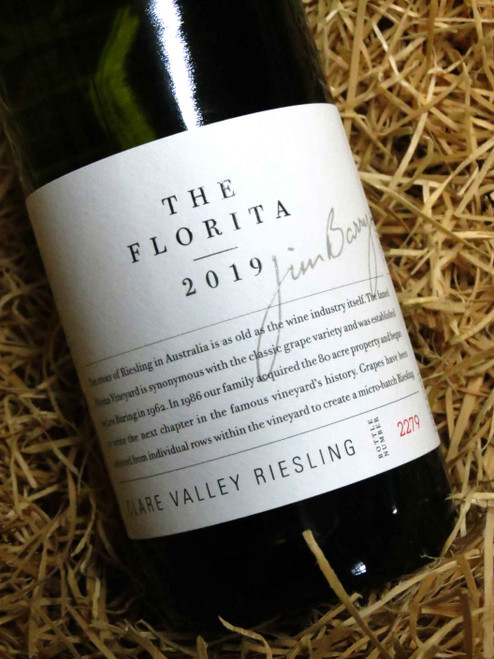 Jim Barry The Florita Clare Riesling 2019
