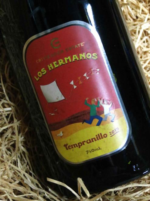 Crittenden Los Hermanos Tempranillo 2019