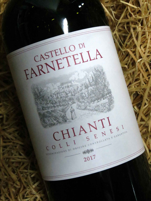 [SOLD-OUT] Farnetella Chianti Colli Senesi 2017
