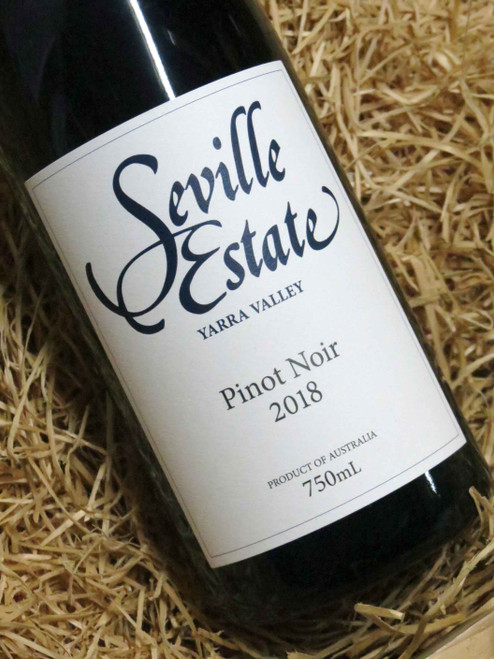 Seville Estate The Estate Pinot Noir 2018