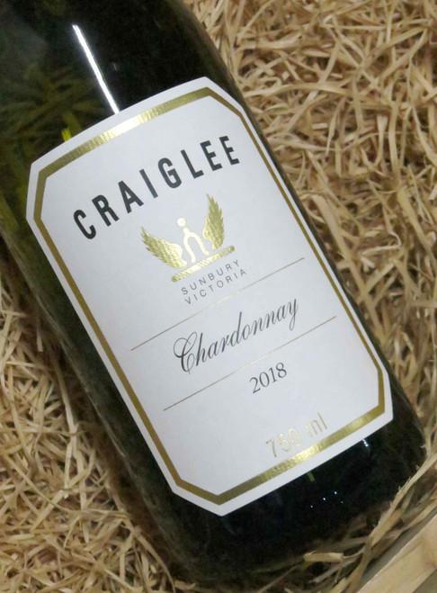 Craiglee Chardonnay 2018