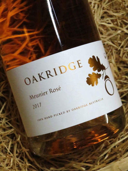 Oakridge Local Vineyard Series Sparkling Meunier Rose 2017