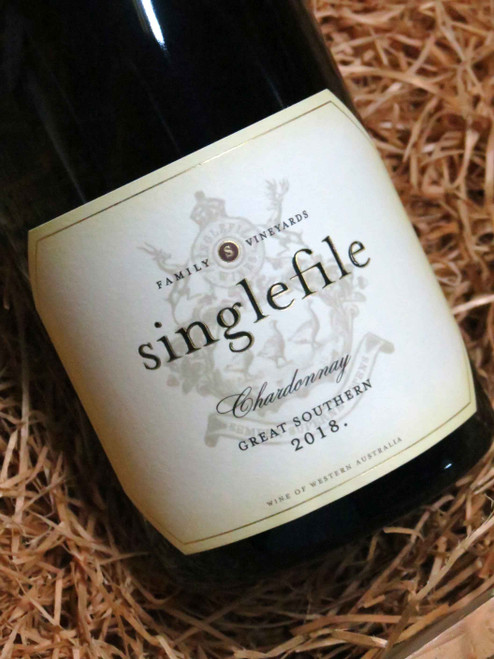 [SOLD-OUT] Singlefile Great Southern Chardonnay 2018