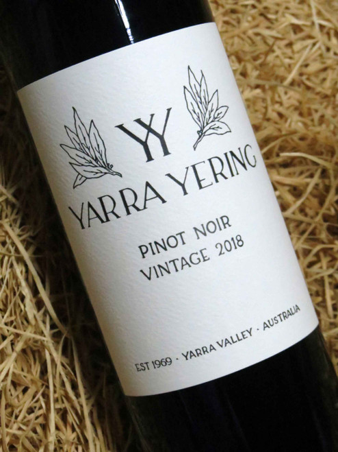 [SOLD-OUT] Yarra Yering Pinot Noir 2018