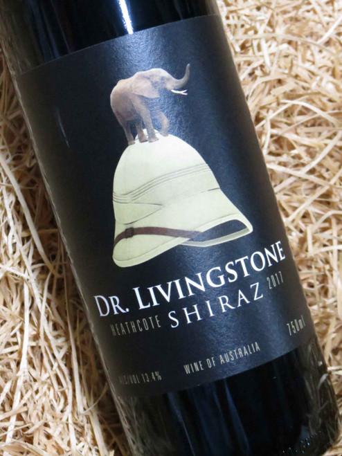 Harcourt Dr Livingstone Shiraz 2017