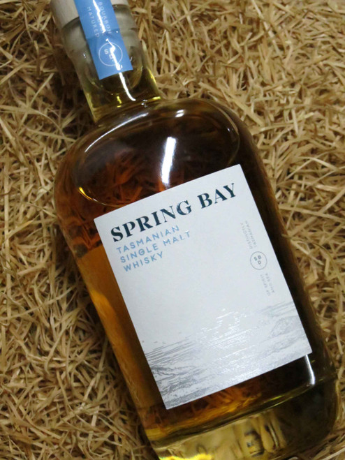 Spring Bay Single Malt ex Bourbon 46%