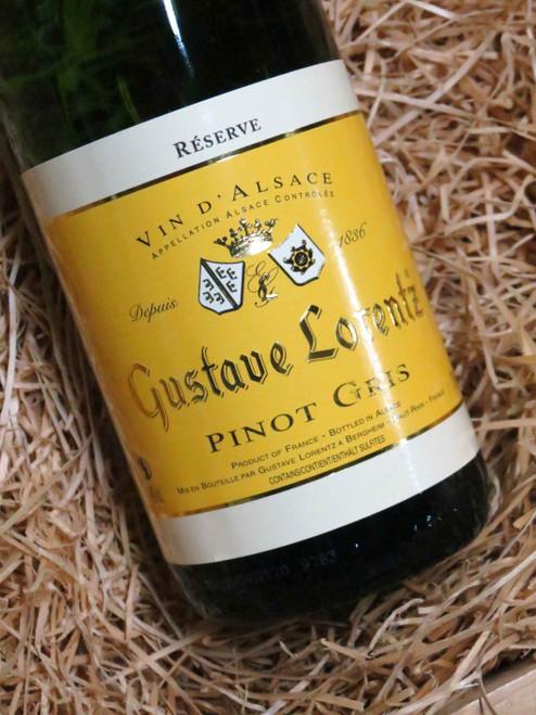 Gustave Lorentz Reserve Pinot Gris 2019