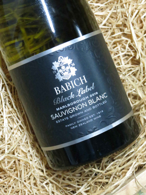 [SOLD-OUT] Babich Black Label Sauvignon Blanc 2019
