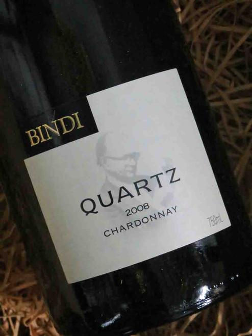 [SOLD-OUT] Bindi Quartz Chardonnay 2008