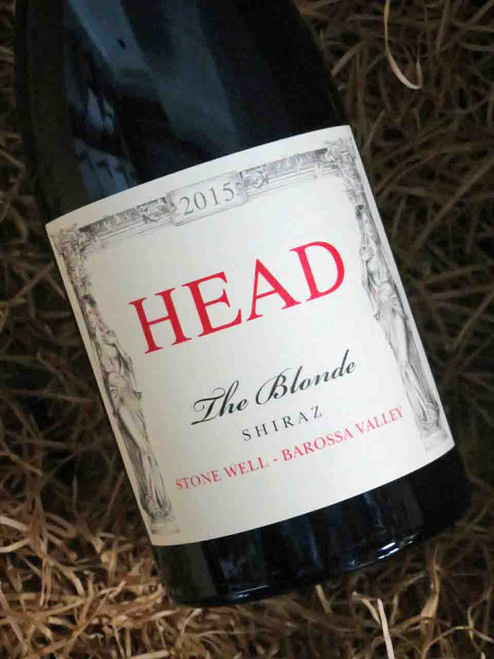 Head Wines The Blonde Shiraz 2015