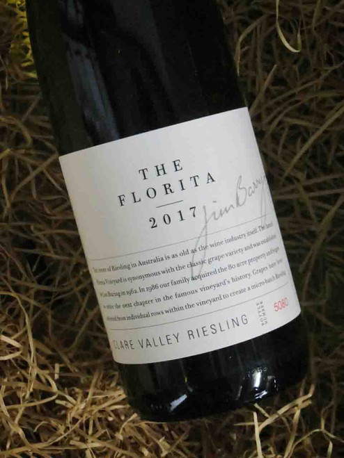 Jim Barry The Florita Clare Riesling 2017