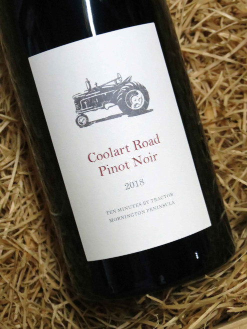 Ten Minutes By Tractor Coolart Road Pinot Noir 2018