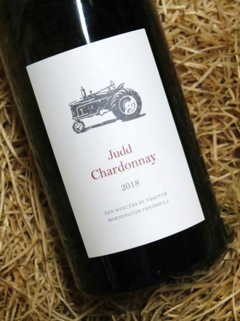 Ten Minutes By Tractor Judd Chardonnay 2018